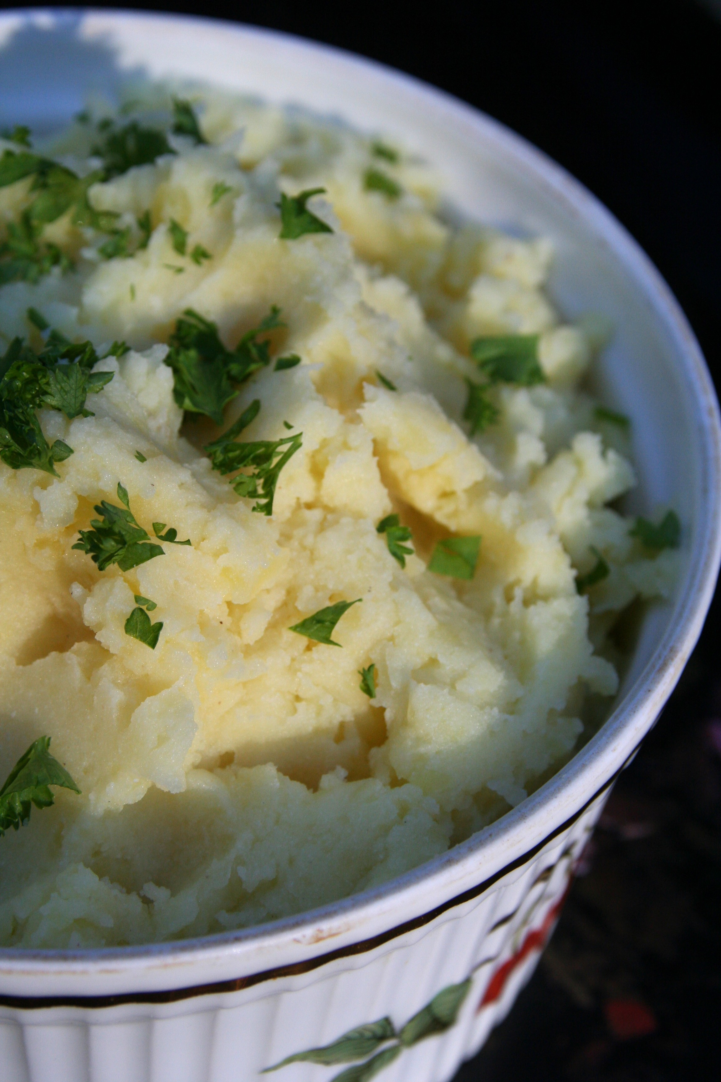Are Mashed Potatoes Healthy  roasted garlic mashed potatoes Healthy Seasonal Recipes