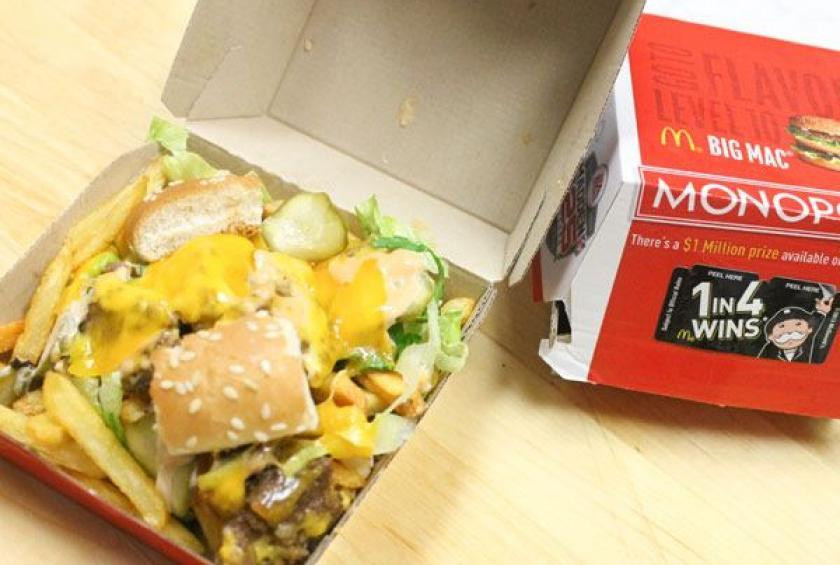 Are Mcdonald'S Salads Healthy  McDonald s Big Mac Fries Recipe by Anne Dolce