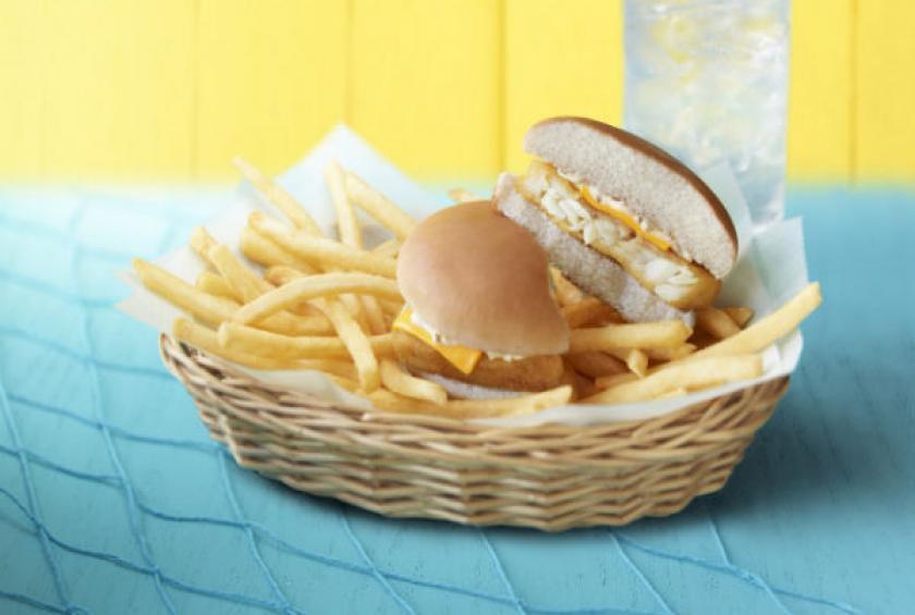Are Mcdonald'S Salads Healthy  McDonald s Filet o Fish Recipe by MeganByrne