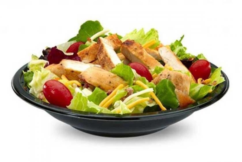 Are Mcdonald's Salads Healthy the top 20 Ideas About What are the Healthiest Mcdonald S Menu Items