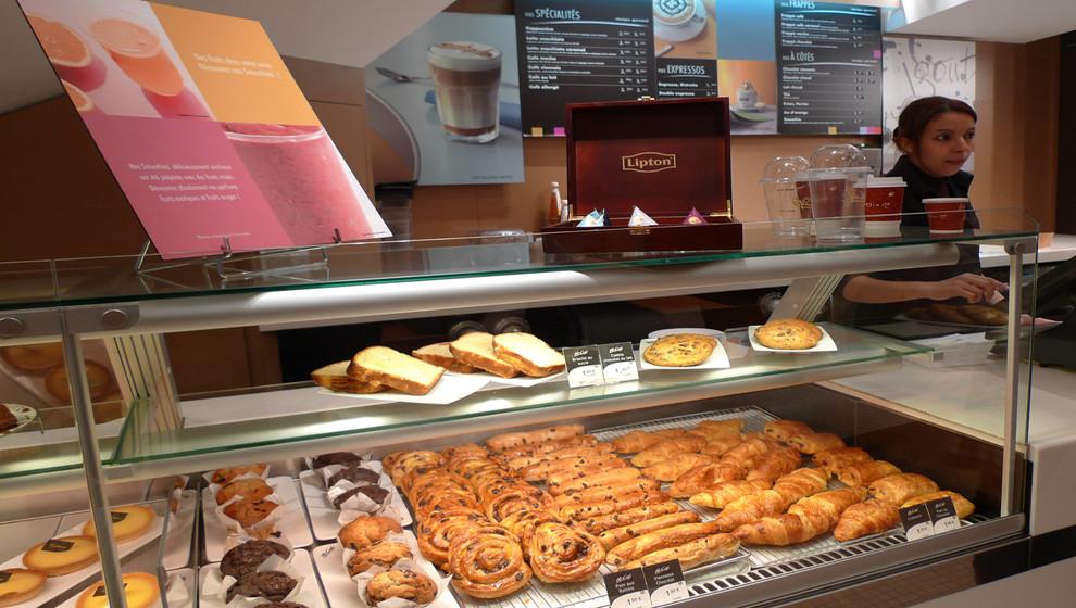 Are Mcdonald'S Salads Healthy  McDonald s Champs Elysees champselysees paris