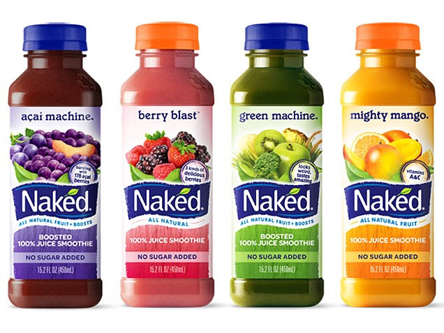 Are Naked Smoothies Healthy  Naked Juice No Longer Natural