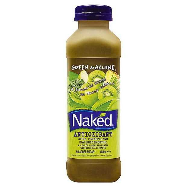 Are Naked Smoothies Healthy  'Healthy' food and drinks hide shocking sugar levels top