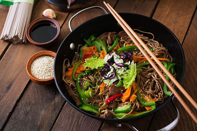 Are Noodles Healthy  Are Soba Noodles Healthy