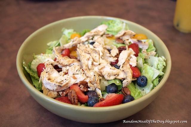 Are Panera Salads Healthy  Healthy salads at panera