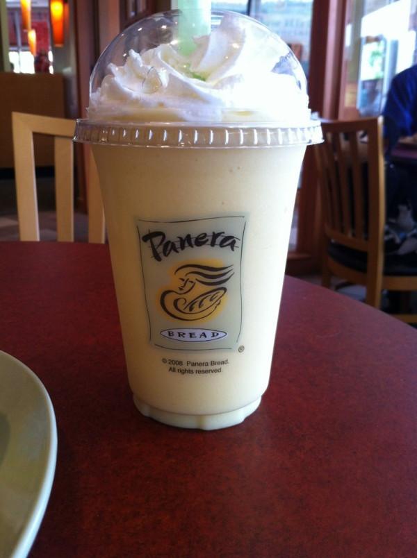 Are Panera Smoothies Healthy  Panera Bread Mango smoothie ] yumm