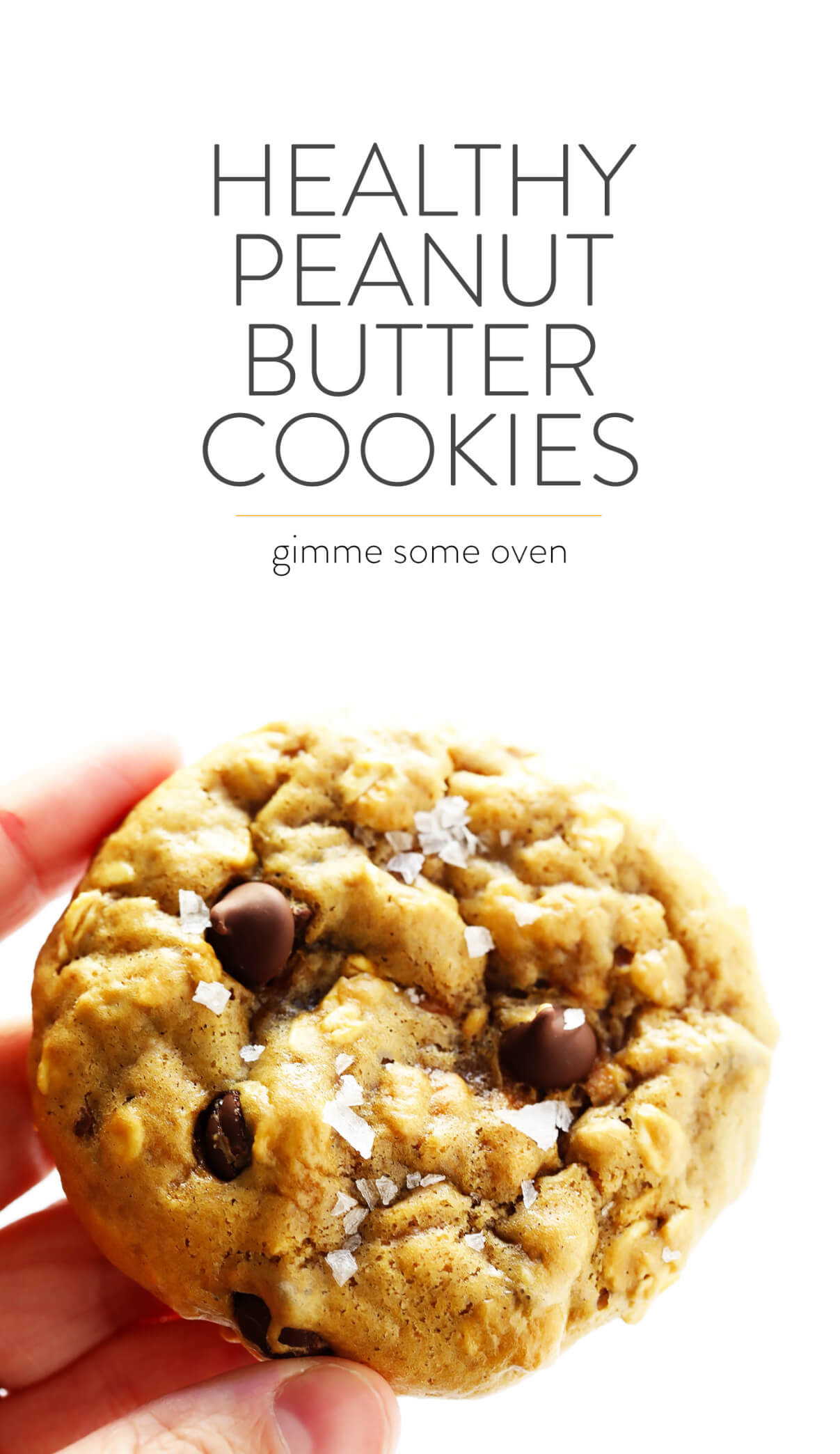 Are Peanut Butter Cookies Healthy  Healthy Peanut Butter Cookies