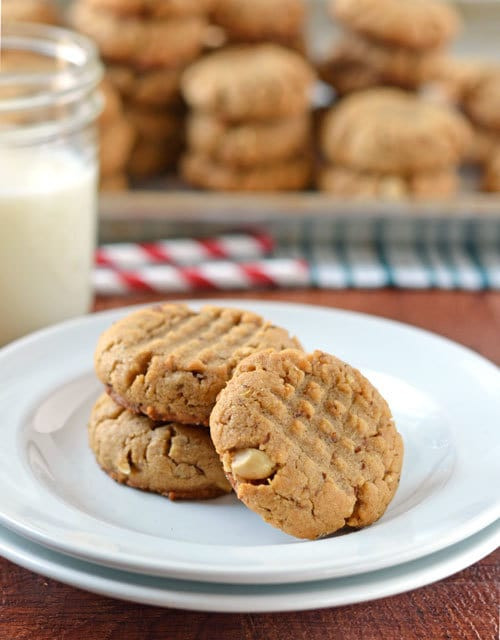 Are Peanut Butter Cookies Healthy  Healthy Peanut Butter Cookie VIDEO