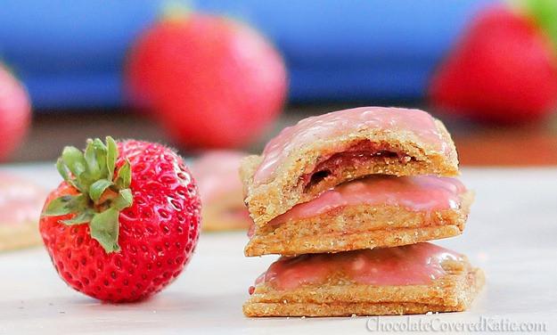Are Pop Tarts Healthy For Breakfast  Healthy Pop Tarts Get Healthy U