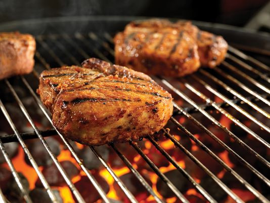 Are Pork Chops Healthy For You  GrillPork Pineapple Pork Chops Healthy Eating