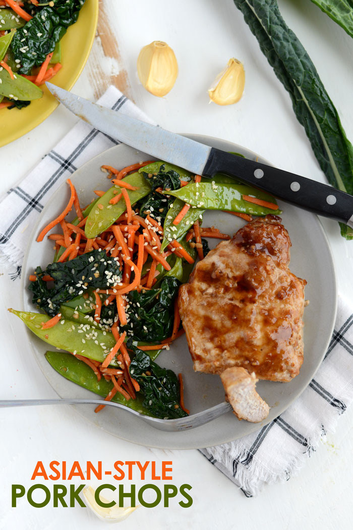 Are Pork Chops Healthy For You  Gluten Free Asian Style Pork Chops Fit Foo Finds