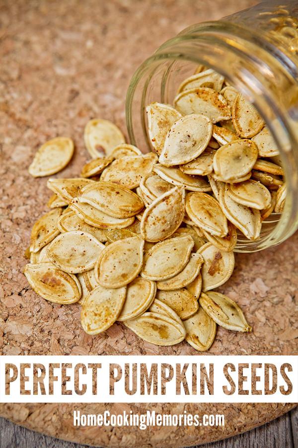 Are Pumpkin Seeds Healthy  Clever Chicks Blog Hop 162