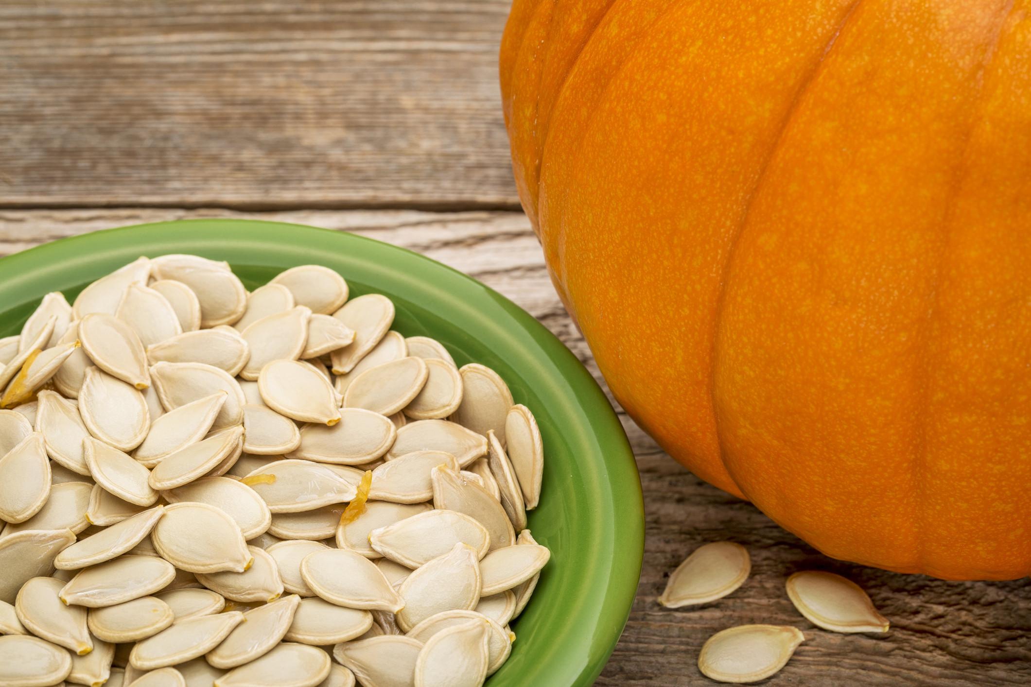 Are Pumpkin Seeds Healthy  Pumpkin Seeds 7 Ways Infographic – Health Essentials