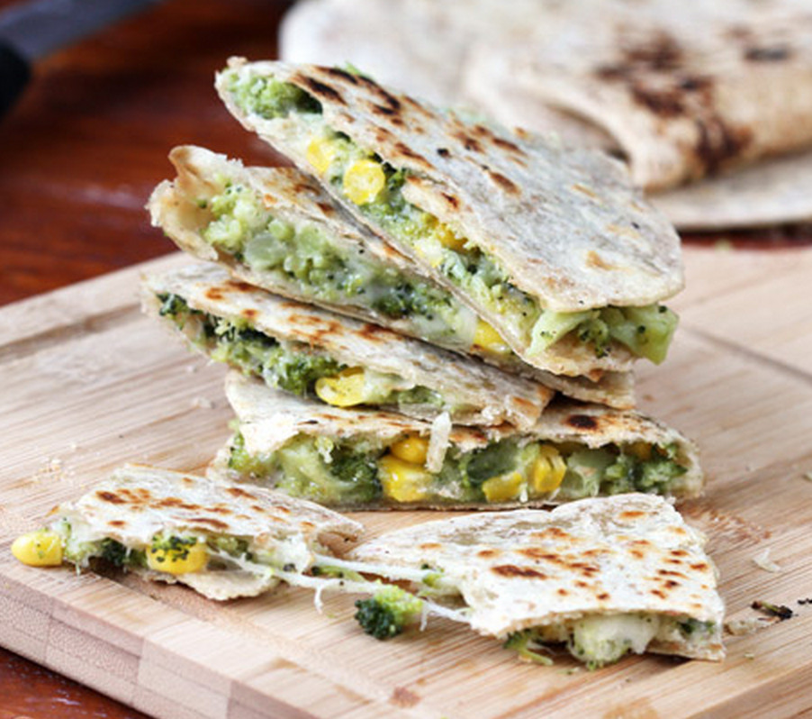 Are Quesadillas Healthy  25 Healthy & Delicious Quesadilla Recipes