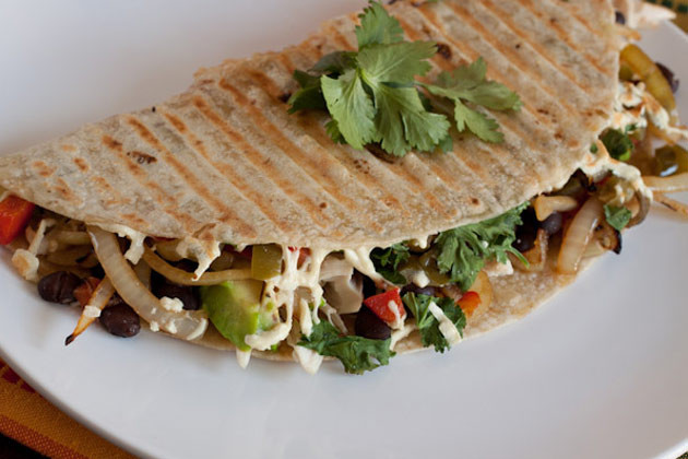 Are Quesadillas Healthy  10 Minute Jalapeno Chicken Quesadilla