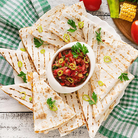 Are Quesadillas Healthy  Healthy Quesadilla Recipe Dinner Recipes