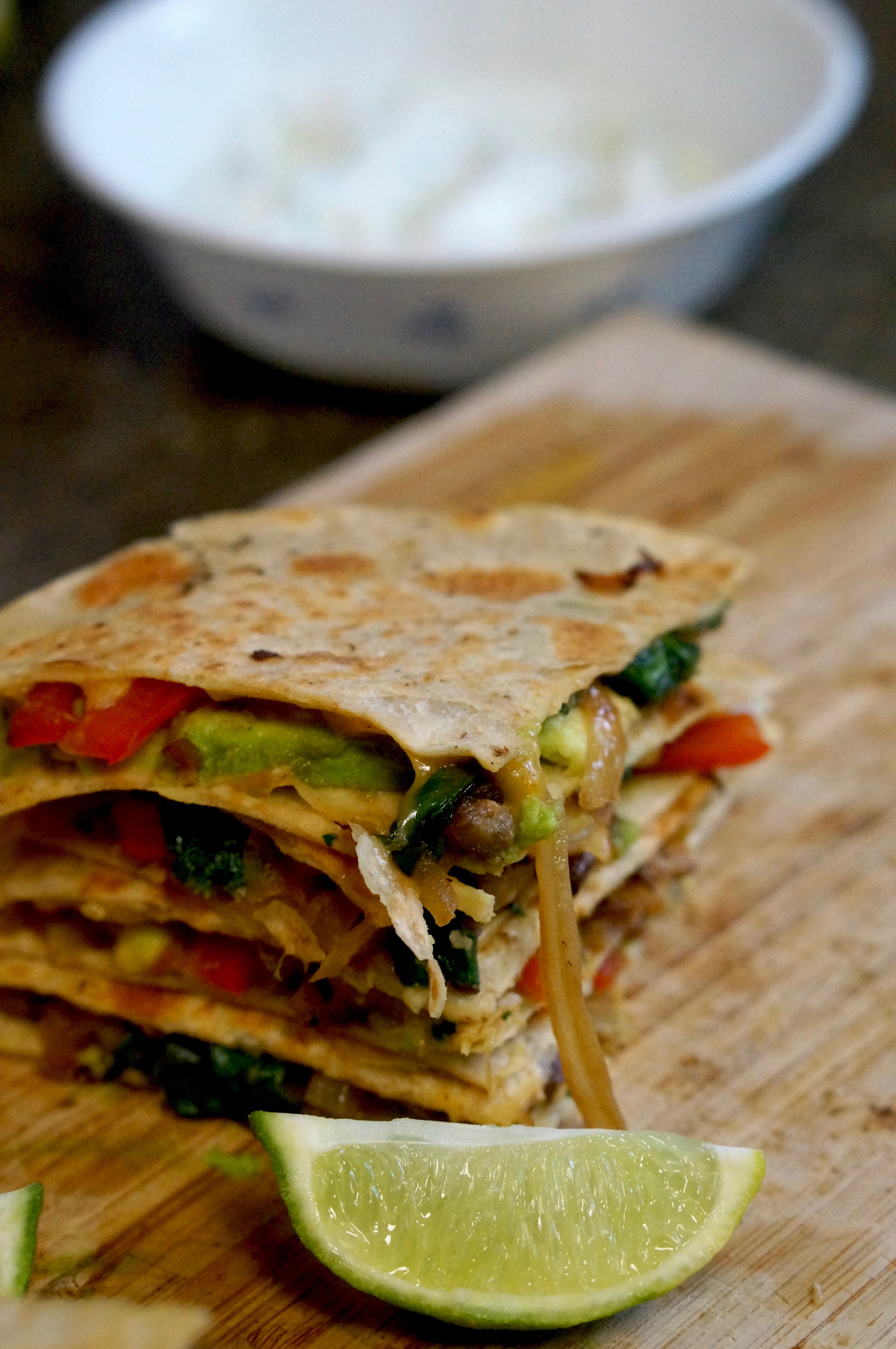 Are Quesadillas Healthy  Healthy Veggie Quesadillas