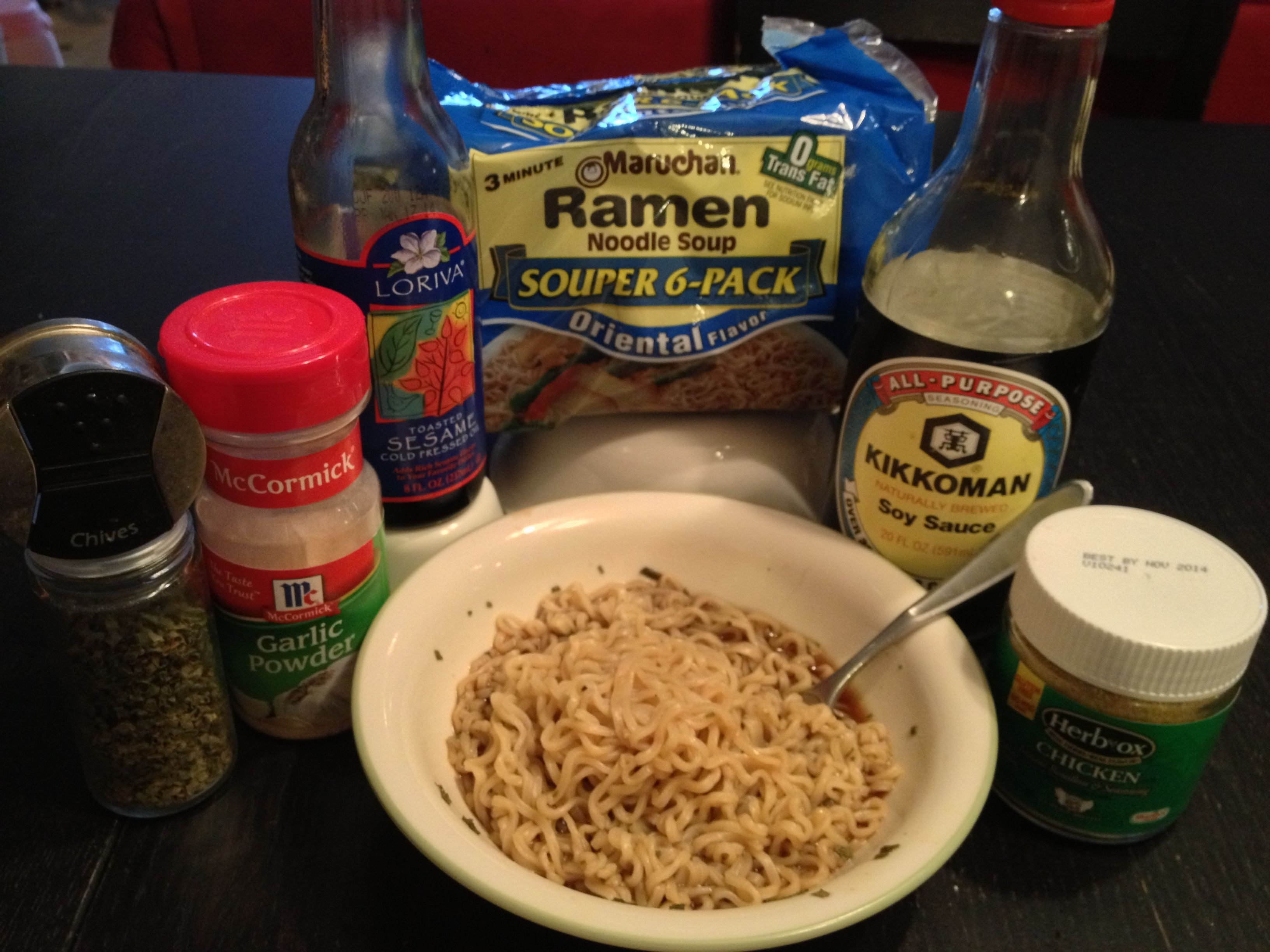 Are Ramen Noodles Healthy Without The Seasoning  ramen noodles calories without seasoning