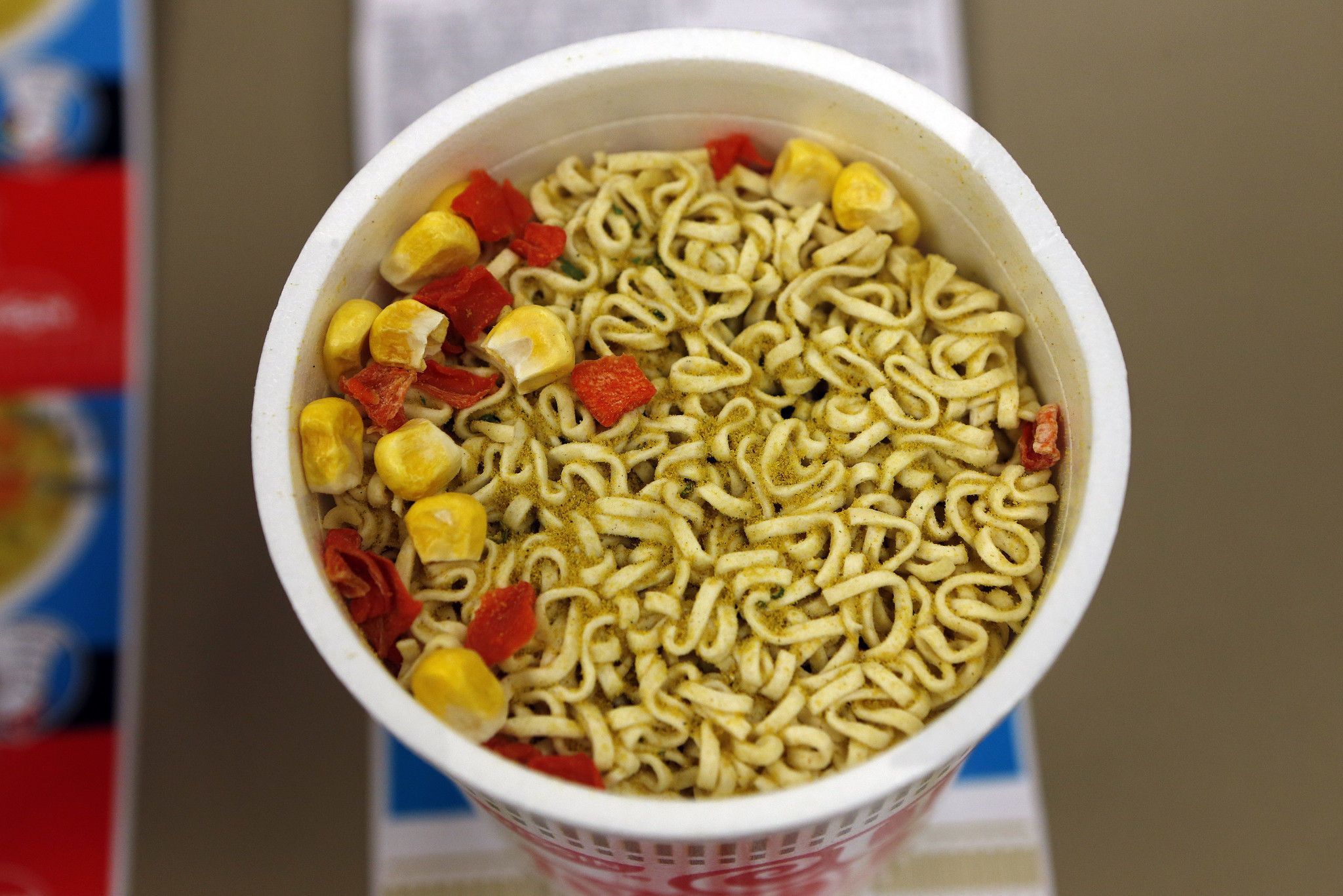 Are Ramen Noodles Healthy Without The Seasoning  ramen noodles without seasoning sodium