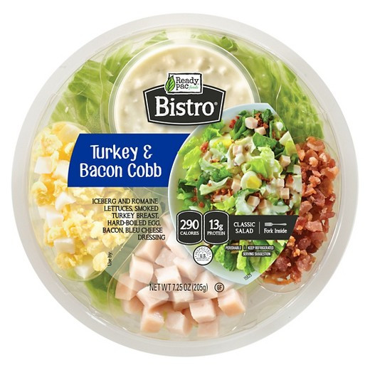 Are Ready Pac Bistro Salads Healthy  Ready Pac Bistro Cobb Salad Bowl 7 25 oz Tar