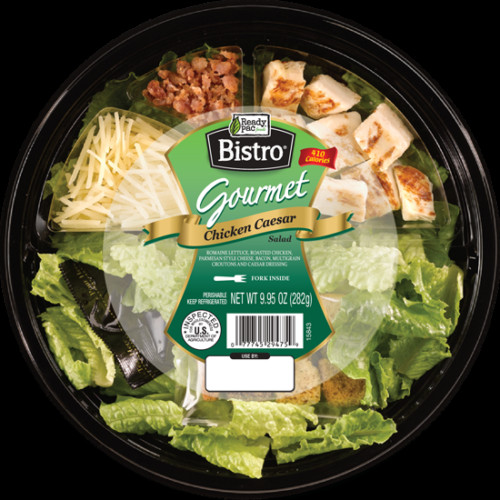 Are Ready Pac Bistro Salads Healthy  Chicken Caesar Ready Pac