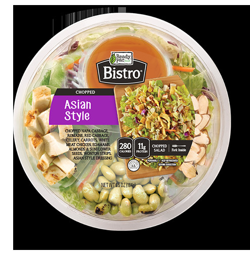 Are Ready Pac Bistro Salads Healthy  Bistro the Go Salads Ready Pac