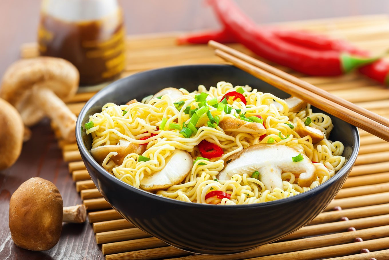 Are Rice Noodles Healthy  Rice vs noodles Which is healthier Health The
