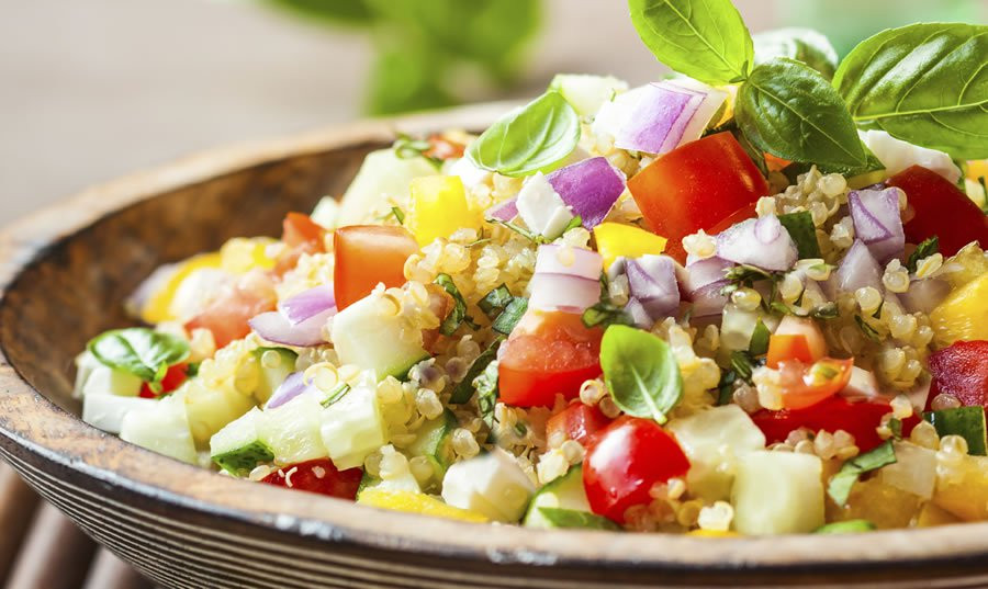 Are Salads Healthy  3 Healthy Salad Dressing Recipes