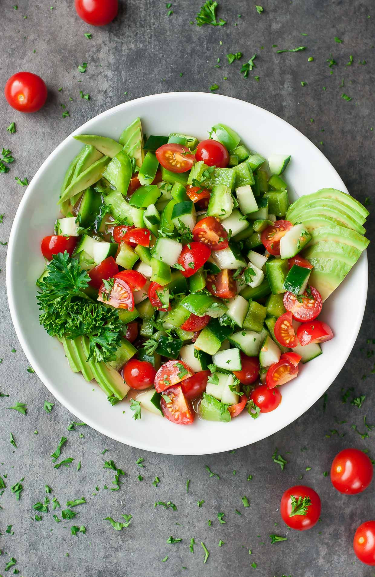 Are Salads Healthy  20 Easy Healthy Salad Recipes Peas And Crayons