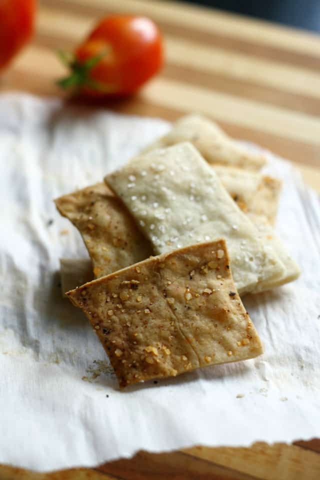 Are Saltine Crackers Healthy  Easy Gluten Free Cracker Recipe The Pretty Bee