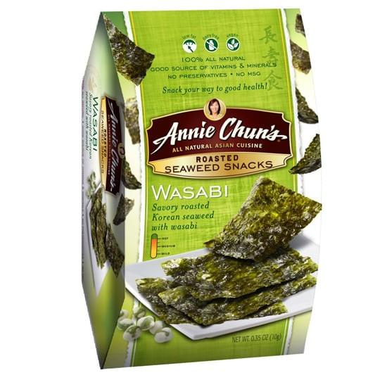 Are Seaweed Snacks Healthy  Healthy Nonperishable Snacks