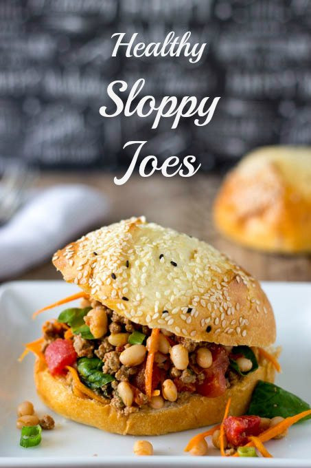Are Sloppy Joes Healthy  Healthy Sloppy Joes Simple Healthy Kitchen