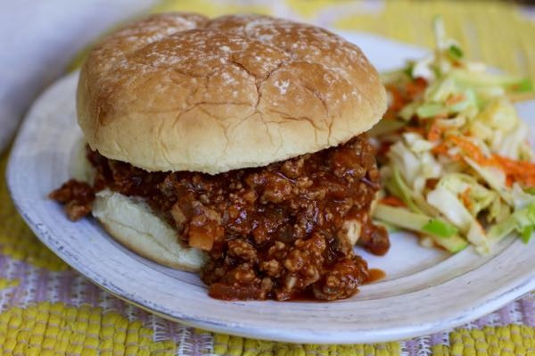 Are Sloppy Joes Healthy  sloppy joes for healthy fams