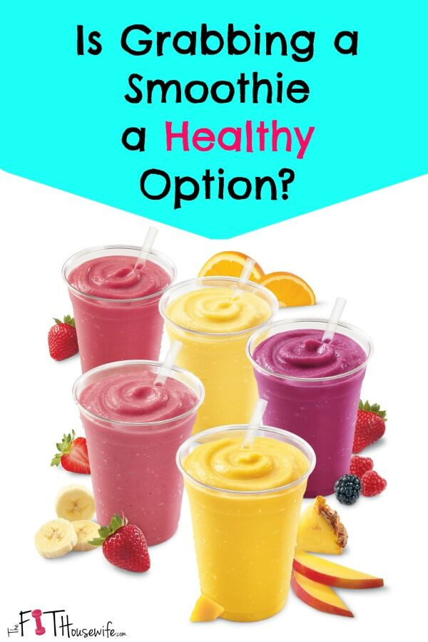 Are Smoothies Unhealthy  Are Smoothies Good or Bad For You