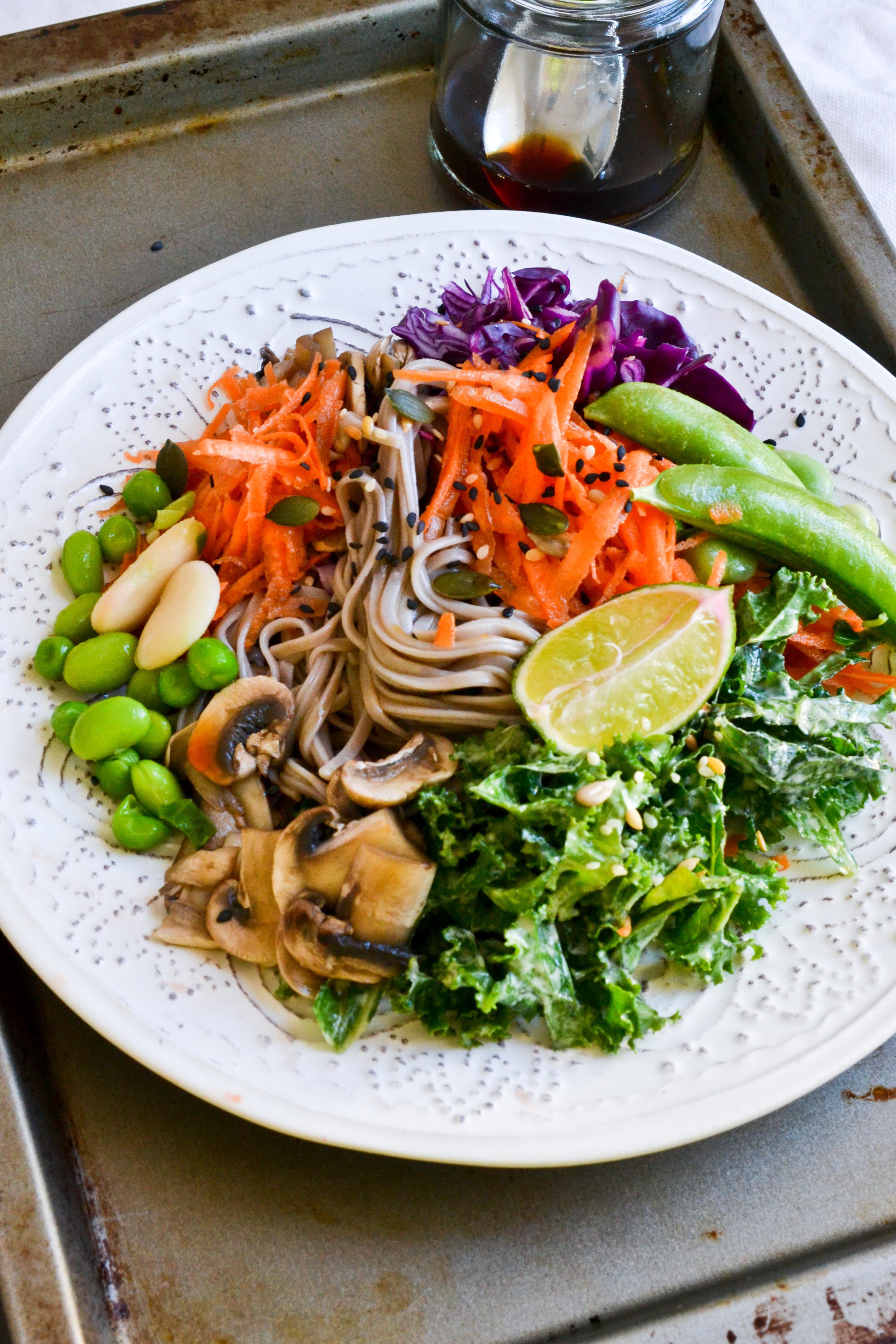 Are Soba Noodles Healthy  Soba Noodle Salad – Health Inspirations