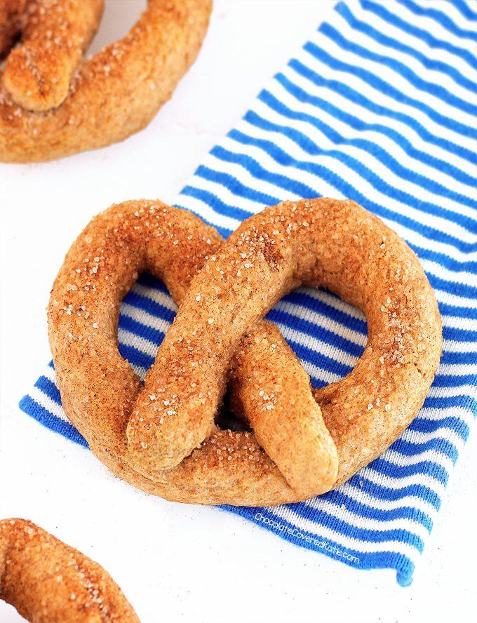 Are Soft Pretzels Healthy  Healthy Auntie Anne s Pretzels In Your Kitchen