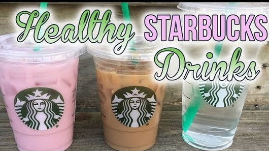 Are Starbucks Smoothies Healthy  HEALTHY STARBUCKS DRINKS WITH MACROS