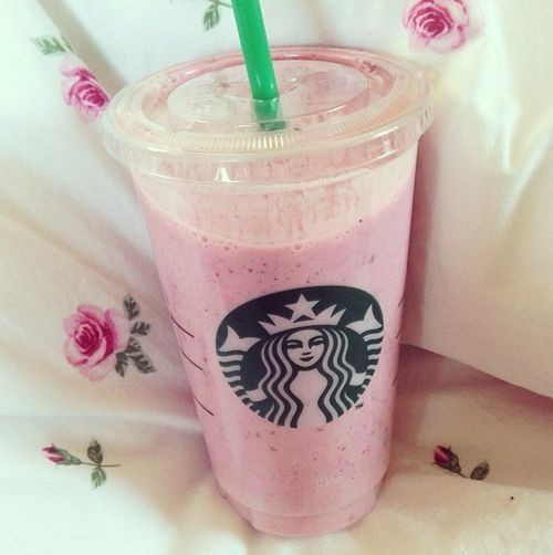 Are Starbucks Smoothies Healthy  Starbucks smoothies are the best Strawberry is to for