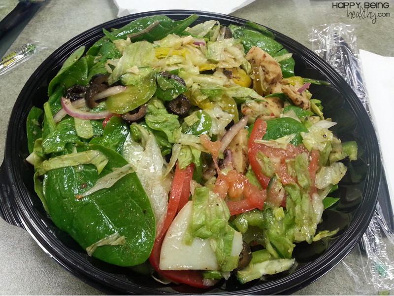 Are Subway Salads Healthy  Subway Salad