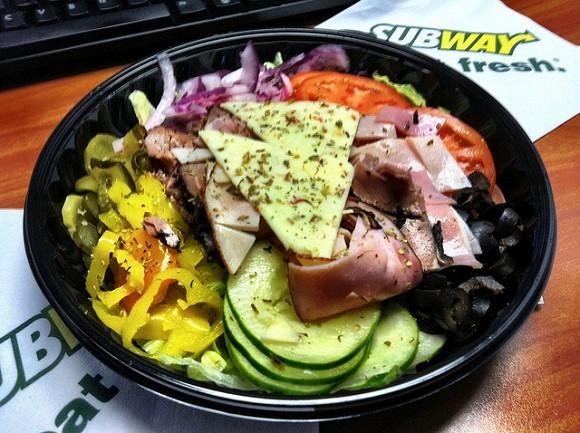 Are Subway Salads Healthy  Eating Healthy At Subway Indian Weight Loss Blog
