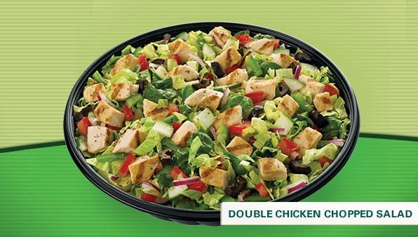 Are Subway Salads Healthy  Subway Menu Salads Subway Menu