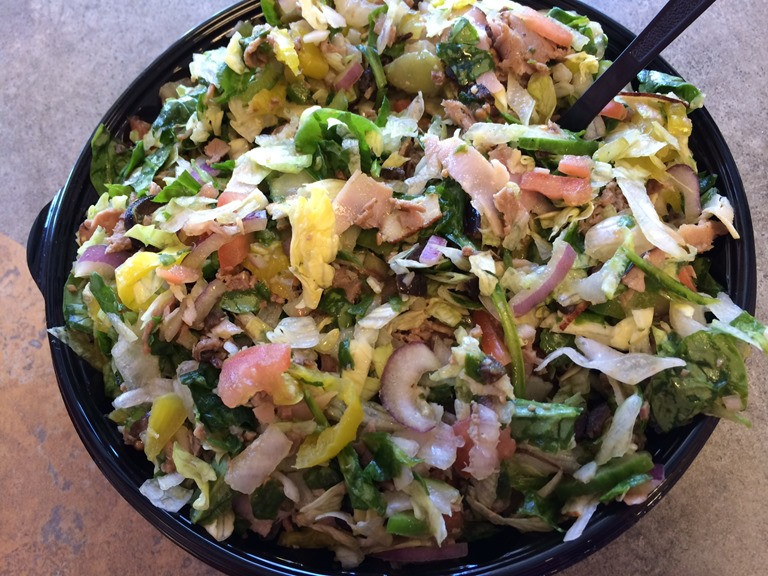 Are Subway Salads Healthy  Nutrition Facts For Subway Chopped Salad Nutrition Ftempo