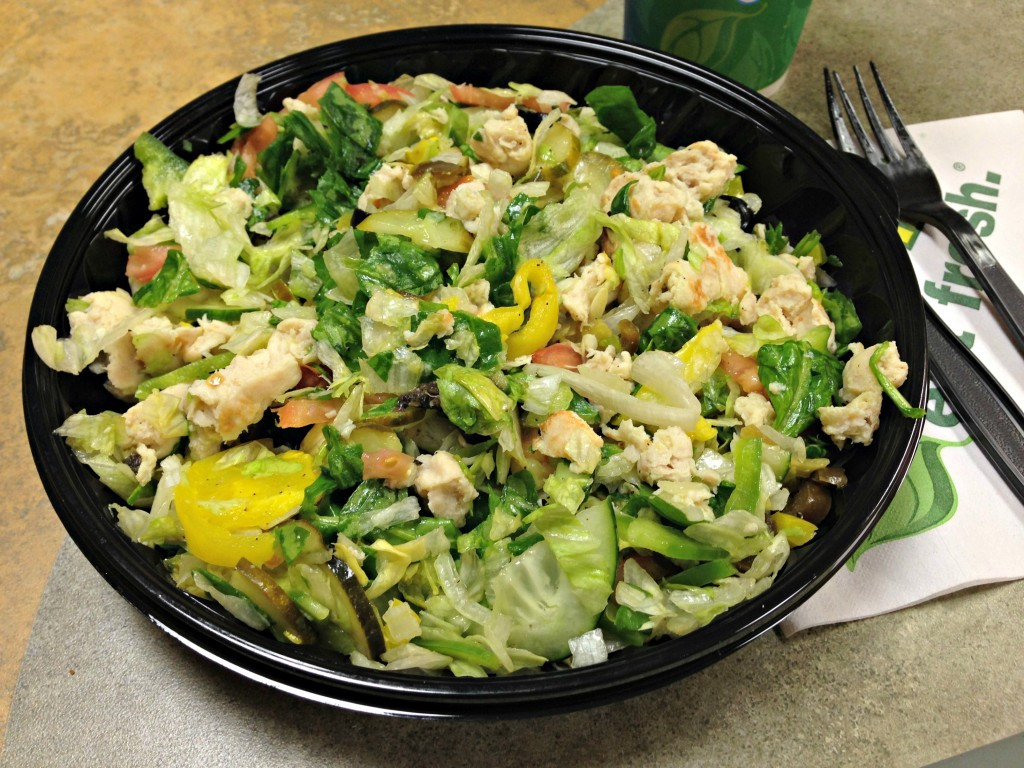 Are Subway Salads Healthy  Friday Favorites 6 Week of 10 11