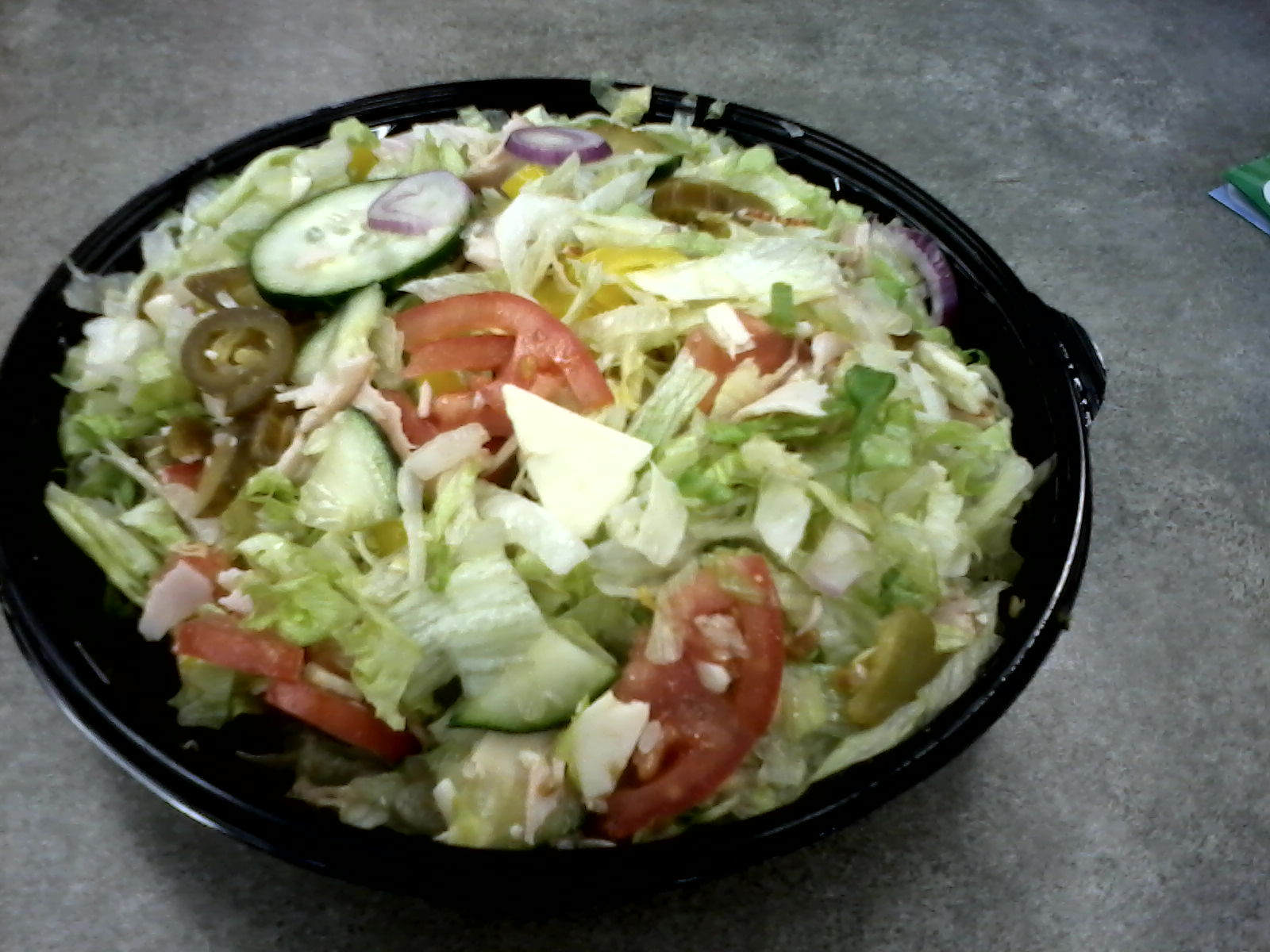 Are Subway Salads Healthy  Go Naked at Subway for a Healthy Lunch