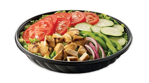Are Subway Salads Healthy  Best Healthy Fast Food from 13 Restaurants for Road Trip Food