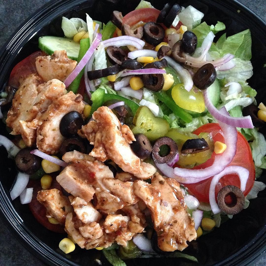 Are Subway Salads Healthy  My Top 10 Favorite Foods 2017