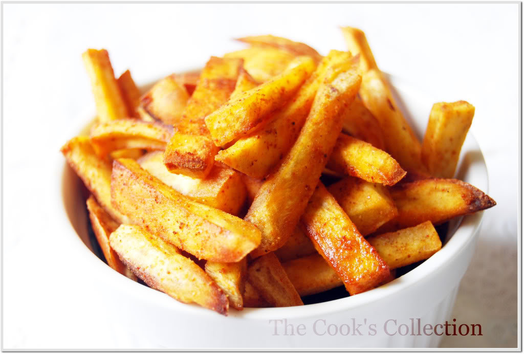 Are Sweet Potato Fries Healthy  The cooks collection