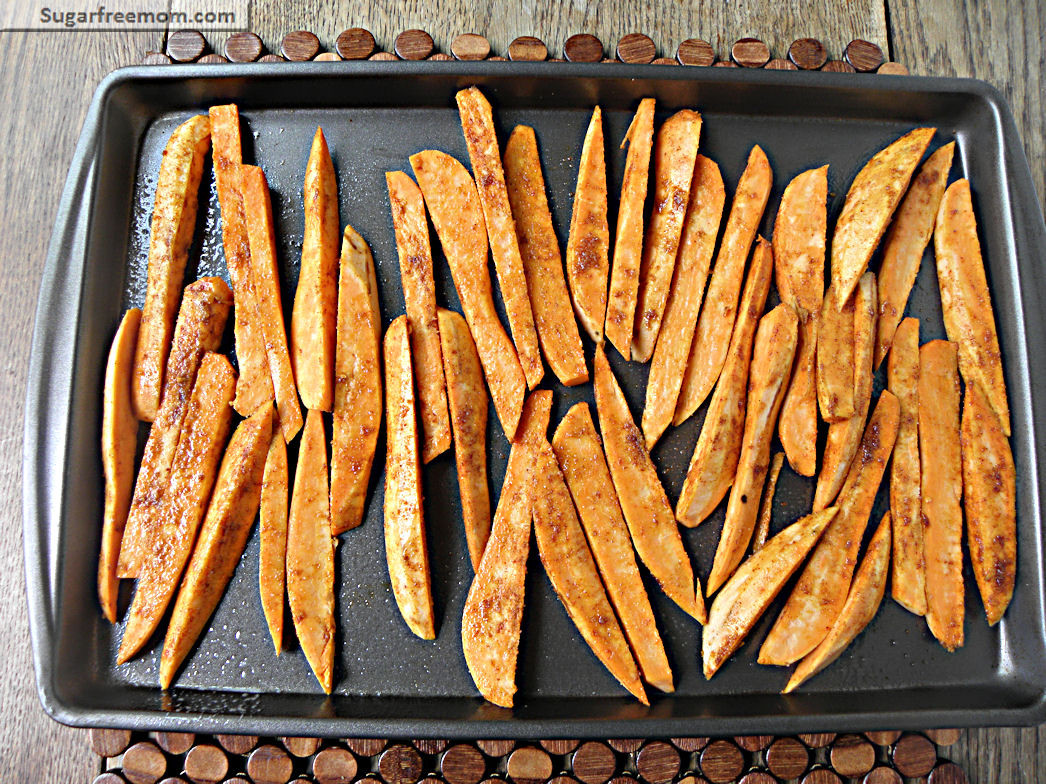 Are Sweet Potato Fries Healthy  Healthy Baked Sweet Potato Fries