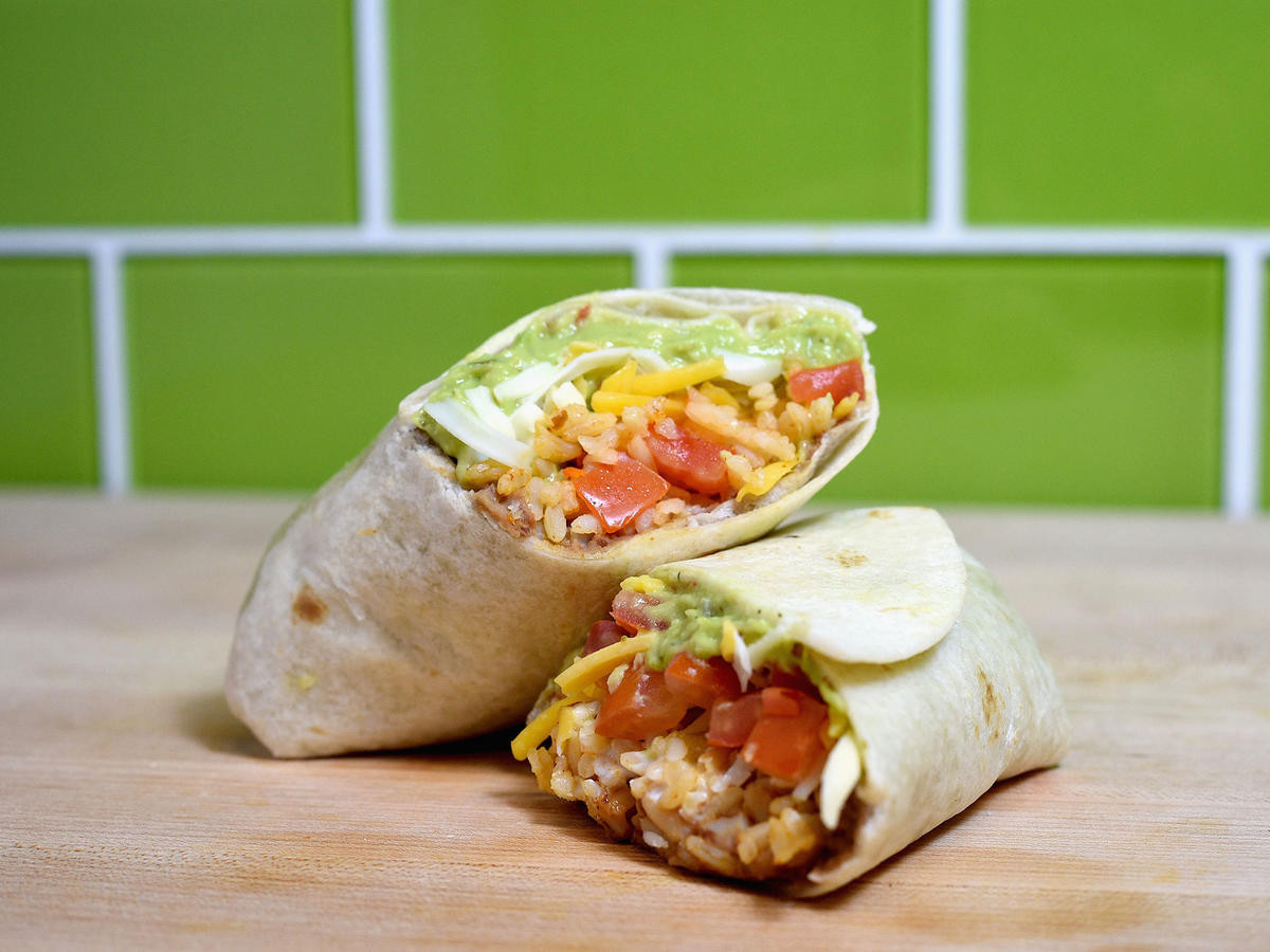 Are Taco Bell Bean Burritos Healthy  The Healthiest Ve arian Options at 11 Fast Food Chains