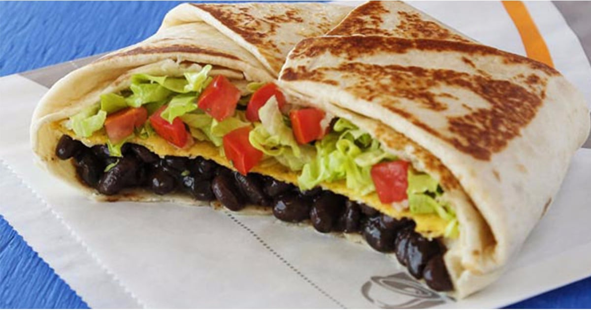 Are Taco Bell Bean Burritos Healthy  How to Order Vegan at Taco Bell